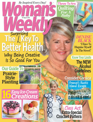 Woman's Weekly - UK 16th August 2016