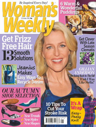 Woman's Weekly - UK 11th October 2016