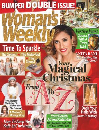 Woman's Weekly - UK 6th December 2016