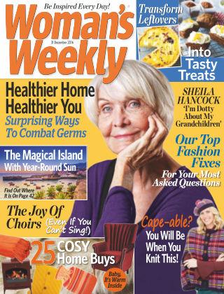Woman's Weekly - UK 31st December 2016