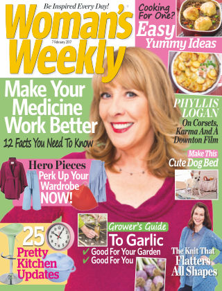 Woman's Weekly - UK 7th February 2017