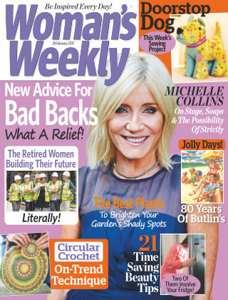 Woman's Weekly - UK 28th February 2017