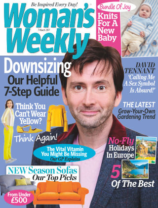 Woman's Weekly - UK 7th March 2017