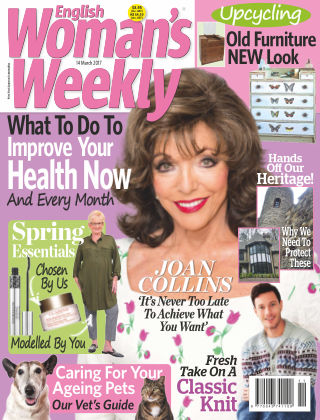 Woman's Weekly - UK 14th March 2017
