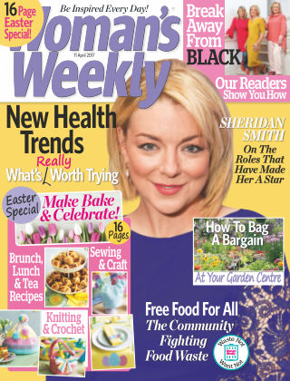 Woman's Weekly - UK 11th April 2017