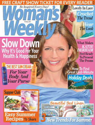 Woman's Weekly - UK 18th July 2017