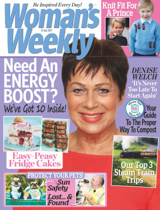 Woman's Weekly - UK 25th July 2017