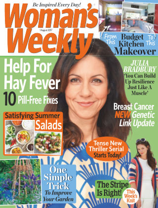 Woman's Weekly - UK 1st August 2017