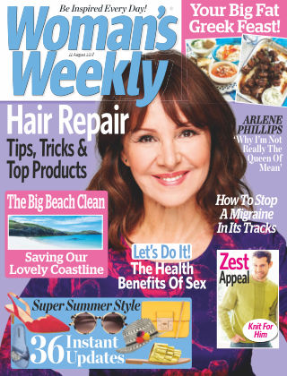 Woman's Weekly - UK 22nd August 2017