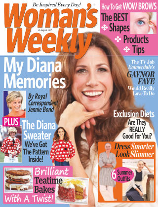 Woman's Weekly - UK 29th August 2017