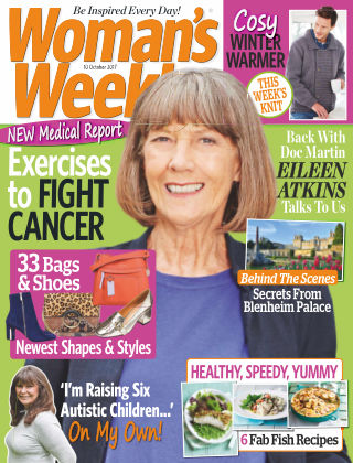 Woman's Weekly - UK 10th October 2017