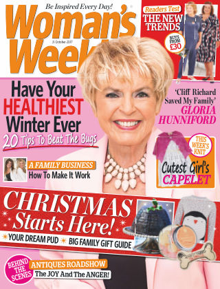 Woman's Weekly - UK 31st October 2017