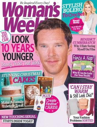 Woman's Weekly - UK 7th November 2017