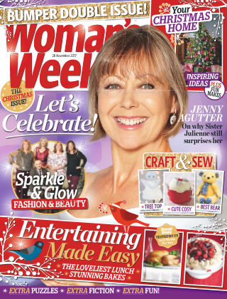 Woman's Weekly - UK 28th November 2017