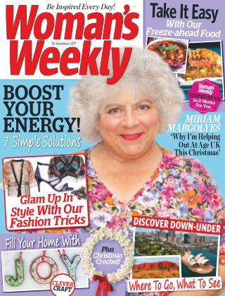 Woman's Weekly - UK 5th December 2017