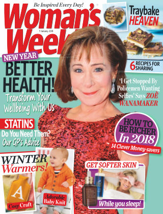 Woman's Weekly - UK 3rd January 2018