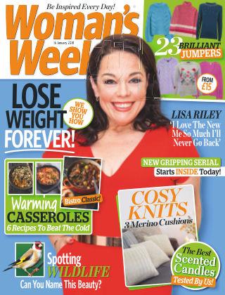 Woman's Weekly - UK 10th January 2018