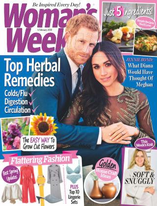 Woman's Weekly - UK 6th Feb 2018