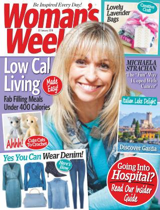 Woman's Weekly - UK 31st January 2018