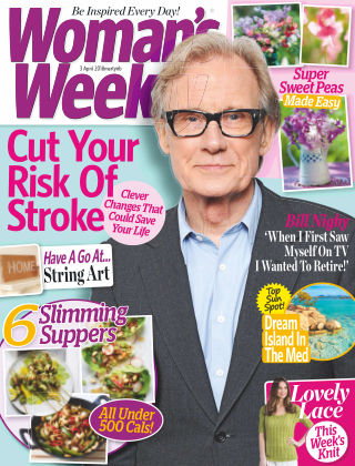 Woman's Weekly - UK 3rd April 2018