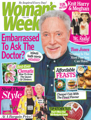 Woman's Weekly - UK 8th May 2018
