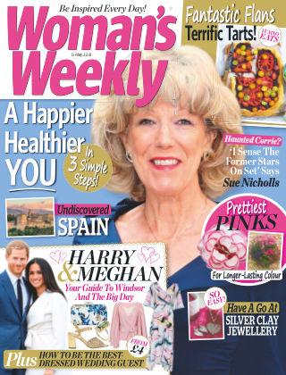 Woman's Weekly - UK 15th May 2018
