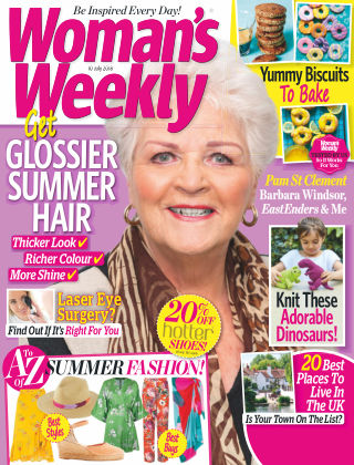 Woman's Weekly - UK 10th July 2018