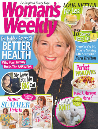 Woman's Weekly - UK 14th August 2018