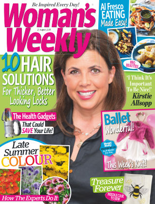 Woman's Weekly - UK 21st August 2018