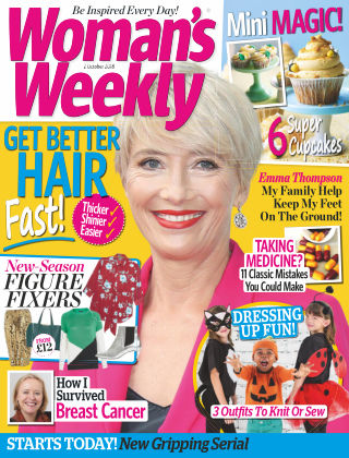 Woman's Weekly - UK 2nd October 2018