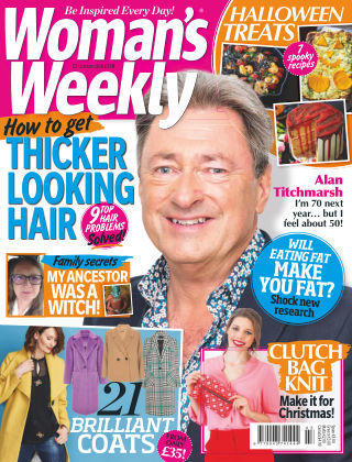 Woman's Weekly - UK 23rd October 2018