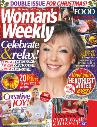 Woman's Weekly - UK December 25th 2018