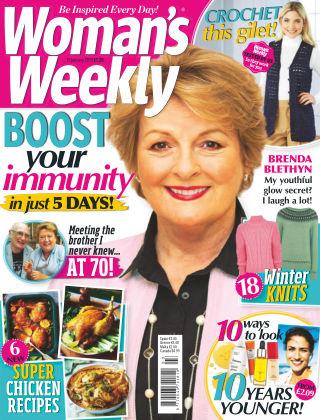 Woman's Weekly - UK Jan 15 2019