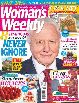 Woman's Weekly - UK May 7 2019