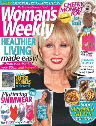 Woman's Weekly - UK May 28 2019