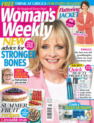 Woman's Weekly - UK Jun 4 2019