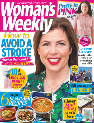Woman's Weekly - UK Jul 9 2019