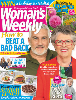 Woman's Weekly - UK Aug 27 2019
