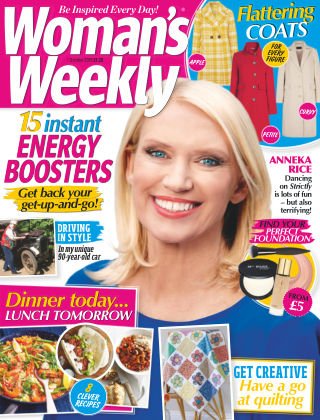 Woman's Weekly - UK Oct 1 2019