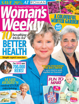 Woman's Weekly - UK Oct 15 2019