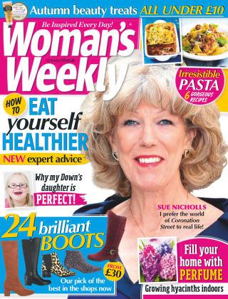 Woman's Weekly - UK Oct 22 2019