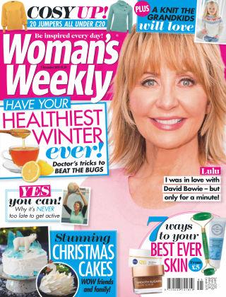 Woman's Weekly - UK Nov 5 2019