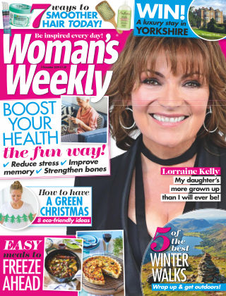Woman's Weekly - UK Dec 3 2019