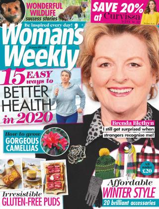 Woman's Weekly - UK Jan 14 2020