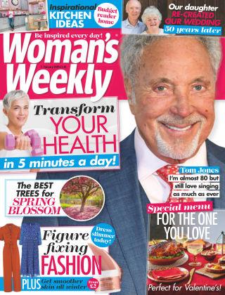 Woman's Weekly - UK Feb 11 2020