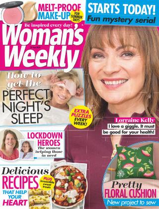 Woman's Weekly - UK 23rd June 2020