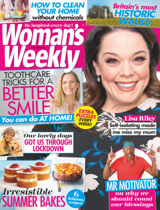 Woman's Weekly - UK 7th July 2020