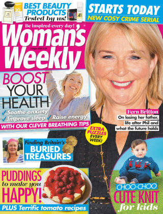 Woman's Weekly - UK 4th August 2020