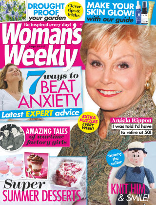 Woman's Weekly - UK 11th August 2020