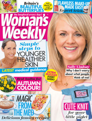 Woman's Weekly - UK 25th August 2020